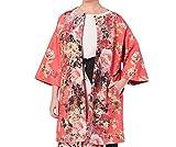 Marina Rinaldi Women's Newparigi Floral Shortcoat, Pink, 12W/21