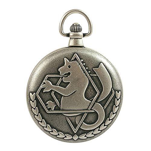 Fullmetal Alchemist Anime Pocket Watch with Chain