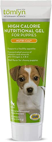 TOMLYN Nutri-Cal High Calorie-Nutritional Gel for Dogs Puppies, 4.25oz
