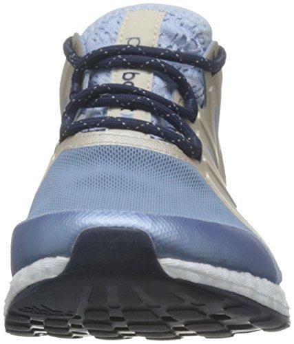 Scarpe PureBOOST Xpose Tactile Blue/Easy Blue/Linen 2017 Adidas Bleu (Blu Azutac/azusen/lino) WBVEJ