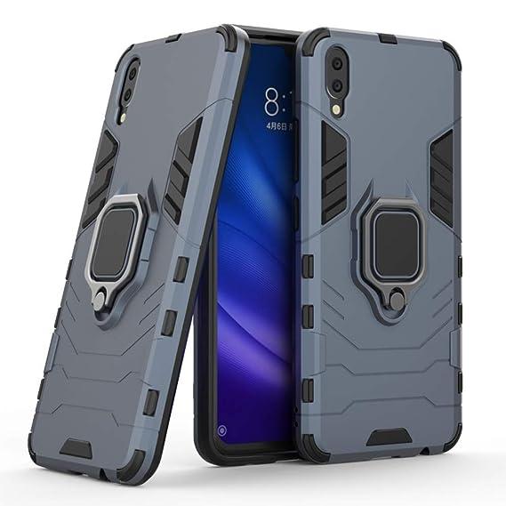 check out fe272 3bd96 Amazon.com: DWaybox VIVO V11 Case Iron Man Design 2 in 1 Hybrid ...
