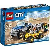 LEGO City Great Vehicles Dune Buggy Trailer