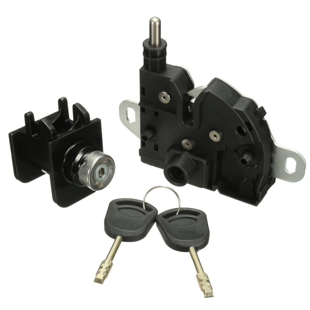 MagiDeal Bonnet Lock Latch 2 Keys for Ford Transit MK6 Connect 00-06 by MagiDeal