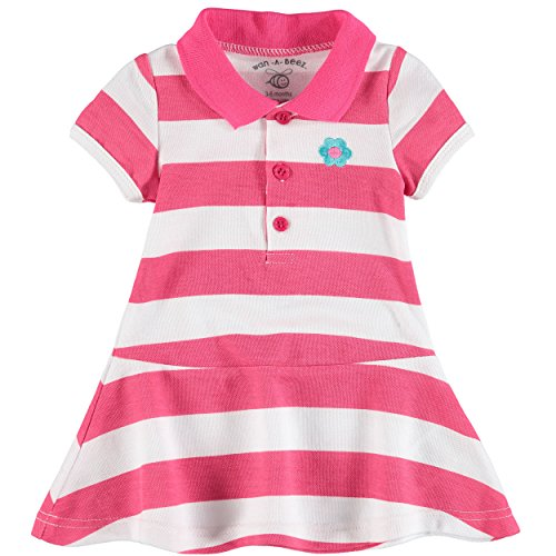 Infant Pique Dress - 5