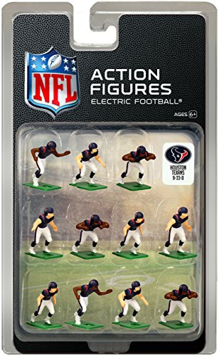 Houston Texans Home Jersey NFL Action Figure ()