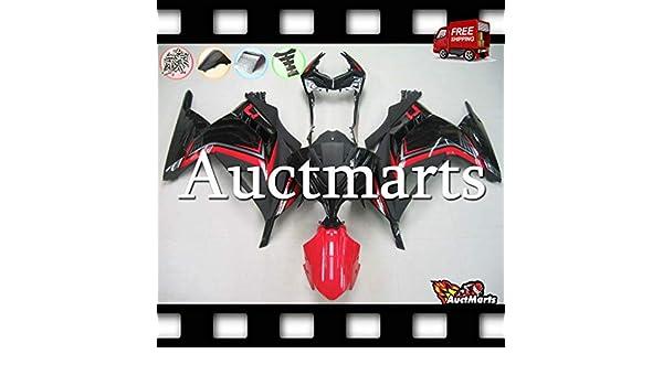 Amazon.com: Auctmarts Injection Fairing Kit ABS Plastics ...