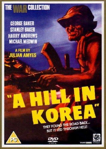 A Hill in Korea ( Hell in Korea ) [ NON-USA FORMAT, PAL, Reg.2 Import - United Kingdom ]