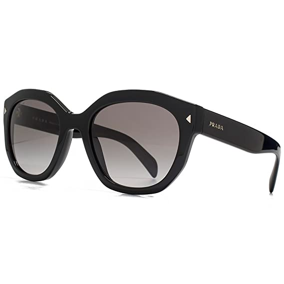 Prada Sonnenbrille 12Ss Black, 53