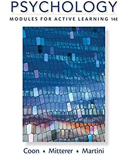 Amazon psychology modules for active learning 9780495553380 psychology modules for active learning mindtap course list fandeluxe