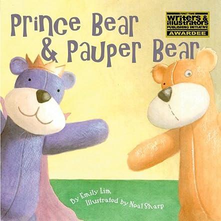 Prince Bear & Pauper Bear