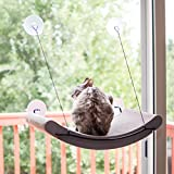 K&H Manufacturing EZ Mount Scratcher Kitty Sill Cradle - Tan