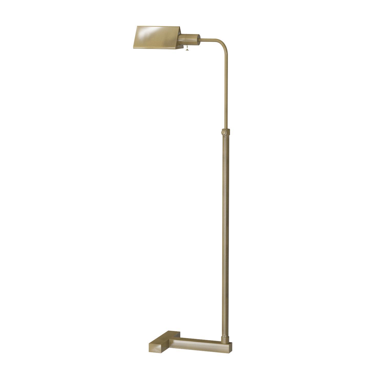 House of Troy F100-AB Fairfax Pharmacy Adjustable Floor Lamp