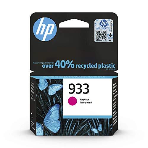HP 933 Magenta Original Druckerpatrone für HP OfficeJet 7510, 7612, 7110, 6700, 6100, 6600