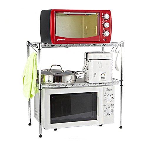 Yifom Almacenamiento de cocina parrillas parrillas de horno ...
