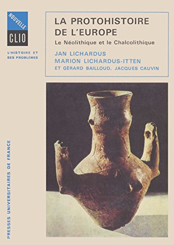 Le Néolithique en Europe (Histoire) (French Edition)