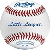Rawlings RLLB1BT24 Little League Competition Grade Leather Baseball