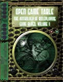 img - for OPEN GAME TABLE: The Anthology of Roleplaying Game Blogs, Volume 1 book / textbook / text book