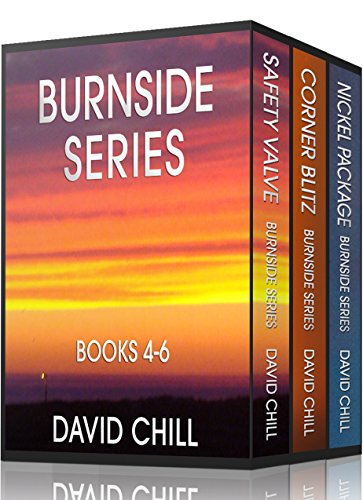 The Burnside Mystery Series, Box Set # 2,  Books 4-6 (The Burnside Mystery Series Box Set)