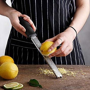 Rallador de queso, herramienta de actualización de limón con ...