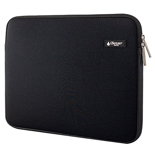 iBenzer - Deluxe Laptop Sleeve Bag Cover Case for All 13-inch laptop computers