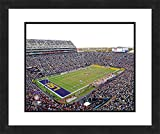 "#10: NCAA LSU Tigers Stadium, Beautifully Framed and Double Matted, 18"" x 22"" Sports Photograph"
