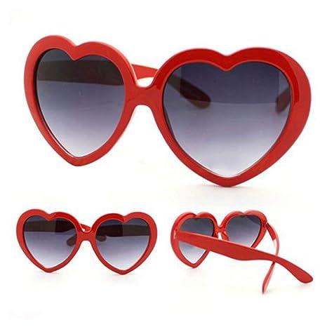 Trifycore Moda de Verano Divertido Gafas de Sol de diseño ...