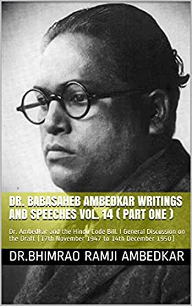 Amazon Com Dr Babasaheb Ambedkar Writings And Speeches Vol 14
