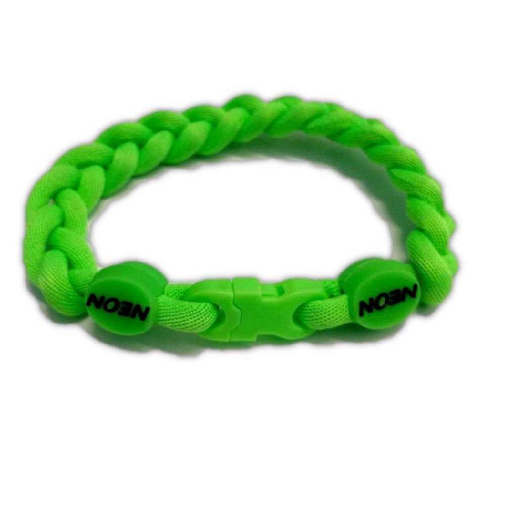 Wellbeing aqua-titanium bracelet 8