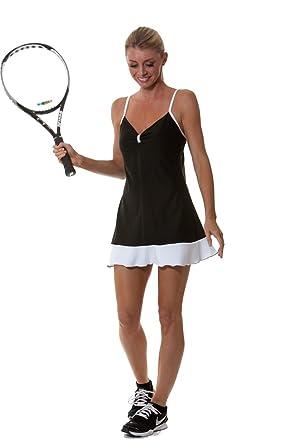 d2854c4a00 Amazon.com: Show No Love Tennis Apparel Womens Tennis Dress: Clothing