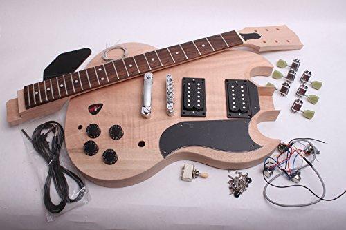 SG Electric Guitar Kit