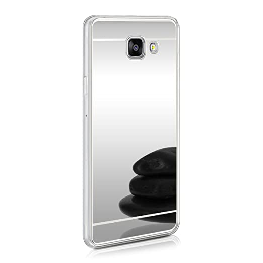 41 opinioni per kwmobile Cover per Samsung Galaxy A5 (2016)- Custodia in silicone TPU- Back case