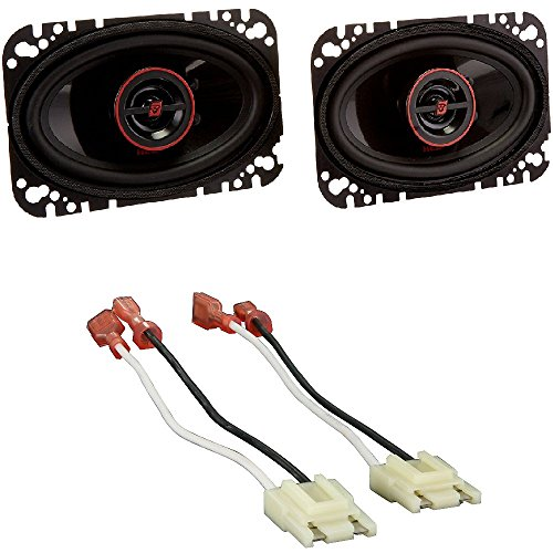Metra 72-1002 Speaker Connectors for Jeep and Eagle Vehicles