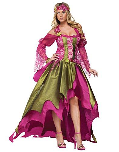 Renaissance Nymph Adult Costume - Small
