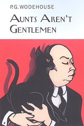 Book cover for Aunts Aren't Gentlemen