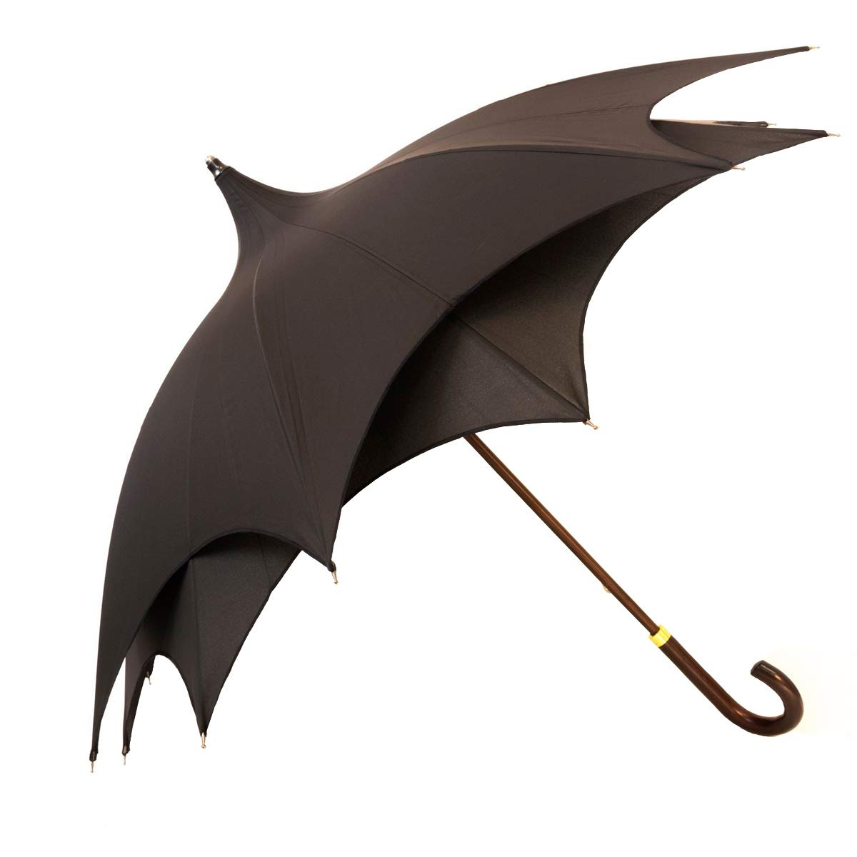 DAMAZONI R/ésistant au Vent Parapluie Etoile
