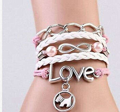 ivan-boys-girls-leather-metal-bracelet-multilayer-braided-friendship-love-dog-beads-charm-bracelets