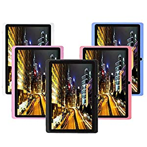 Android Tablets PC, Inkach 7 inch Laptop Computer Tablet 4-Core Processor, 512RAM, 8GB ROM Kids WiFi Tablet