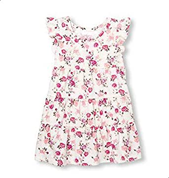 Childrens Place Casual A Line Dress For Girls