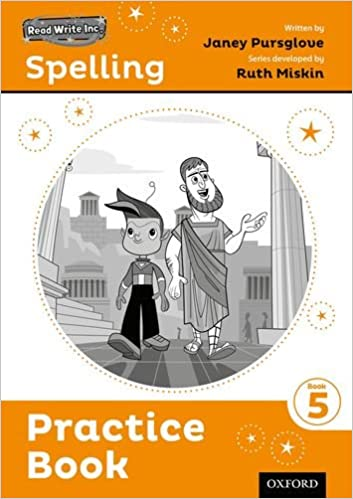 Book Read Write Inc. Spelling: Practice Book 5 Pack of 30