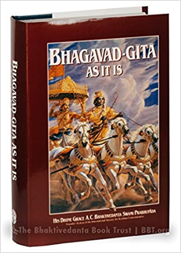 Buy Bhagavad Gita As It Is Kannada Book Online At Low Prices In