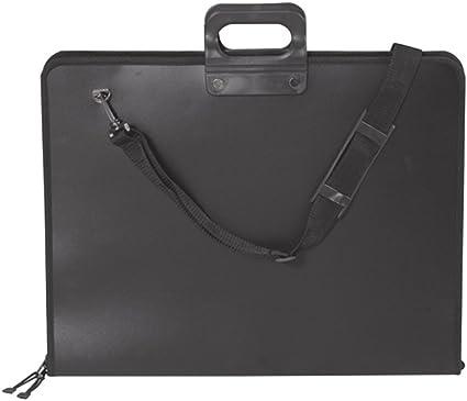 Martin Universal Design Museum Soft Artist Portfolio Black 1 23 x 31 Inches