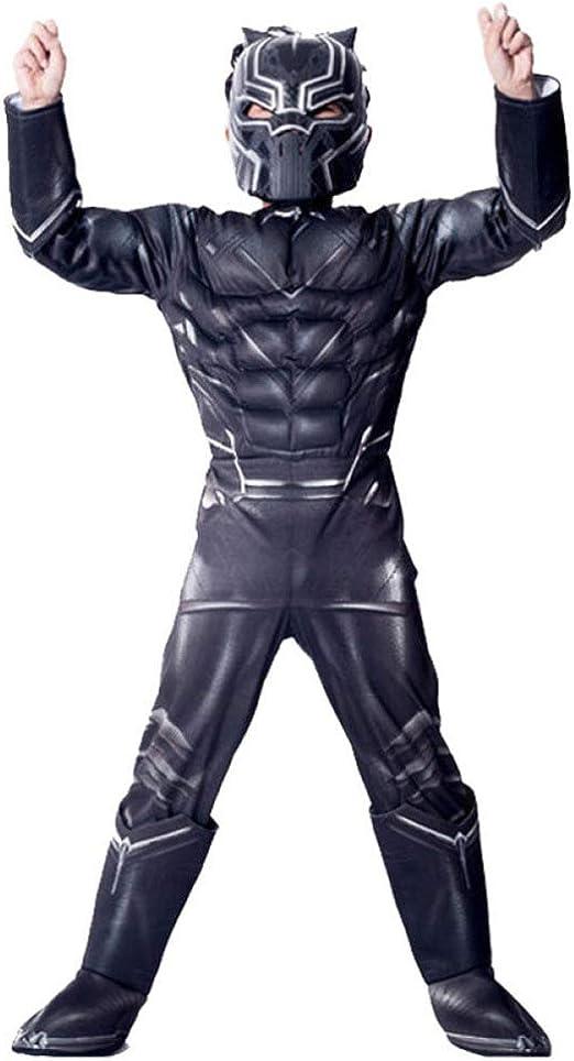 Disfraz de superhéroe de Los Vengadores de Black Panther, Disfraz ...