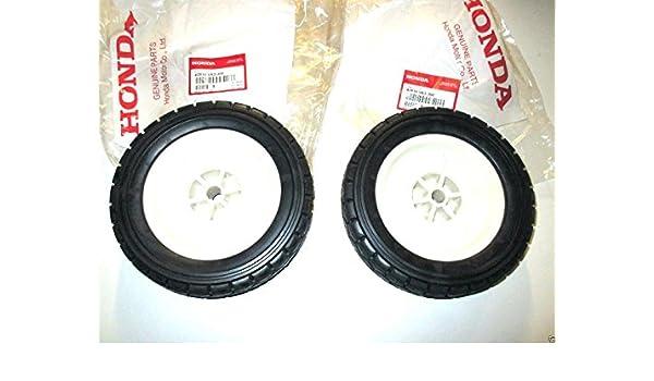 Nuevo Set de ruedas trasera Honda HR214 HR215 hra215 hra214 42810 ...