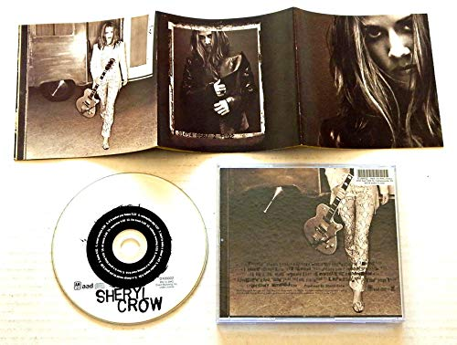 Sheryl Crow Self Titled 1996 - A&M Records 1996 Music Club Edition - A Used CD Album - A Change Would Do You Good - If I Makes You Happy - Everyday Is A Winding Road - Superstar