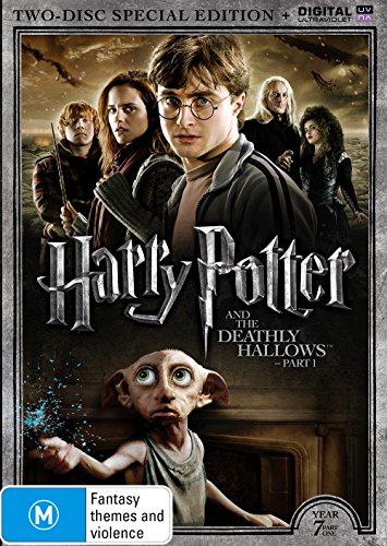 Harry Potter And The Deathly Hallows : Part 1 : Limited Edition | UV : Year 7