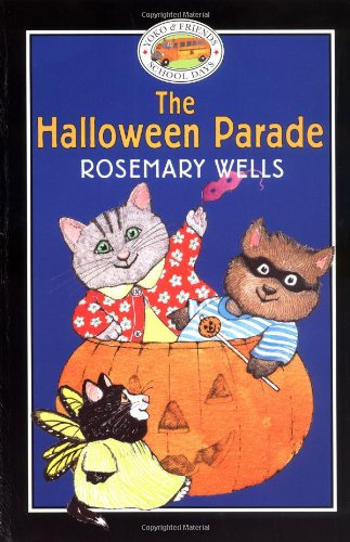 Yoko & Friends School Days: The Halloween Parade - Book -