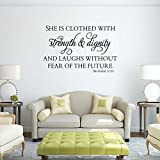 Home Decor Inspiration Wall Stickers Quotes Removable Room Decor Wall Decals for Living Room Bedroom Office Store