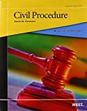 img - for Black Letter Outline on Civil Procedure, 9th (Black Letter Outlines) 9th edition by Clermont, Kevin (2012) Paperback book / textbook / text book