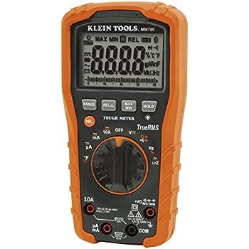 Klein Tools MM700 Auto-Ranging 1000V Digital Multimeter