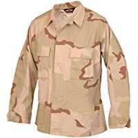 Ebay.com deals on Tru-Spec / TSSI 3 Color Desert Camo Battle Jacket